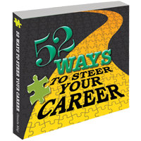 52 ways to steer your career